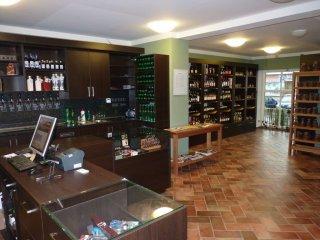 Galvína obchod s vínem & galerie