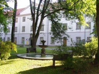 Budova A - kulturní památka