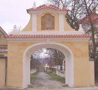 Brána Markéta - kulturní památka