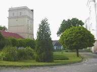 Vodárenská věž - kulturní památka