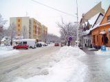 Zimní Bechyně od Jiřího Beneše